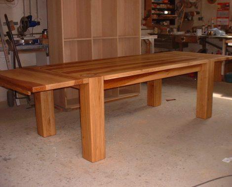 Möbel/Massivholz Tisch